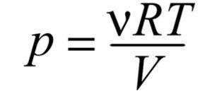 Давление идеального газа в сосуде объёмом V=0,6 л равно P=30 кПа. Каким будет давление в сосуде, если объём сосуда изотермически уменьшить в 3 раза