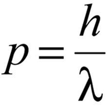 Какова длина волны электромагнитного излучения, в котором импульс фотонов равен 1 ∙ 10^-27кг∙м/с