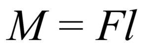 Момент силы, действующей на рычаг слева, равен 75 Н*м. Какую силу необходимо приложить к рычагу справа, чтобы он находился в равновесии, если её плечо равно 0,5 м