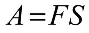 работа формула