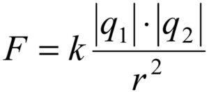 С какой силой взаимодействуют в вакууме два маленьких заряженных шарика, находящихся на расстоянии 4 м друг от друга